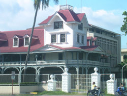 silliman university dumaguete city education tourism