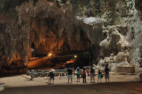 Inside the Famous Callao Cave