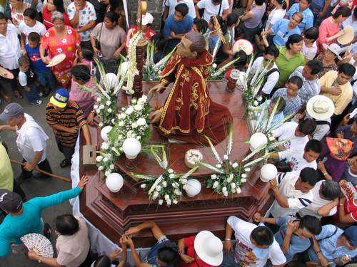 Obando Fertility Rites , Festival in the Philippines Obando ...