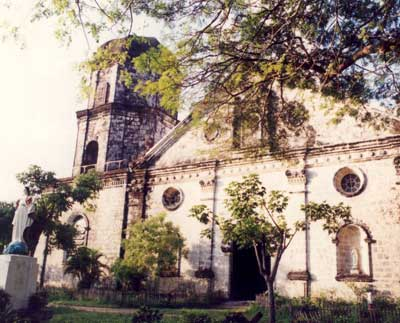 anini-y chruch antique