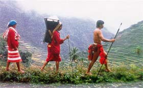 baguio ifugao tribes