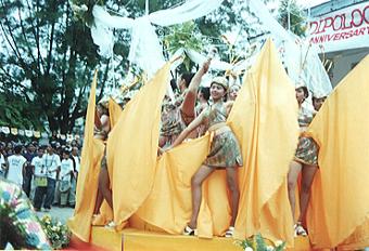 dipolog city pagsalabuk festival