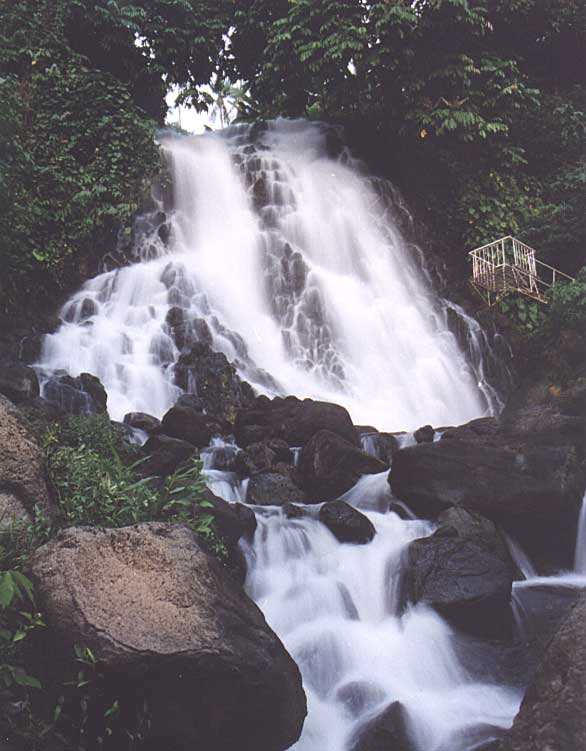 Iligan City Mimbalut Falls
