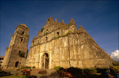 Ilocos Norte Paoay Church