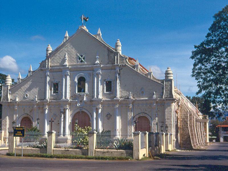 ilocos vigan cathedral
