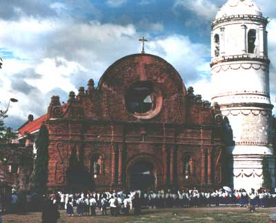 isabela tumauini church