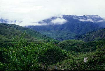 cordillera mountains