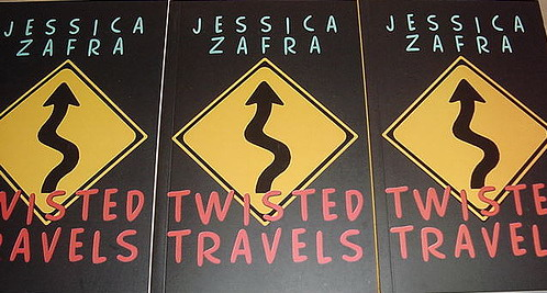 twisted travel by jessica zafra