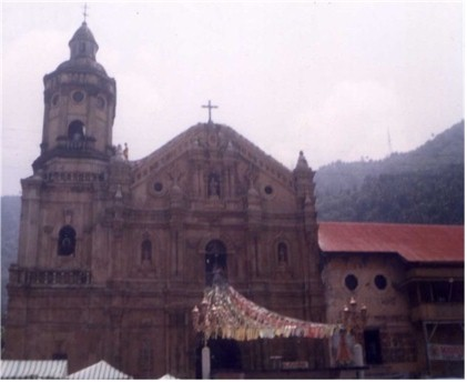 turumba festival pakil church