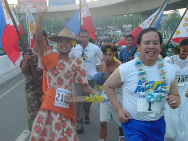 MTV Queen Run, Cebu